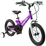 """Двухколёсный велосипед Maxiscoo Space 18"""""""