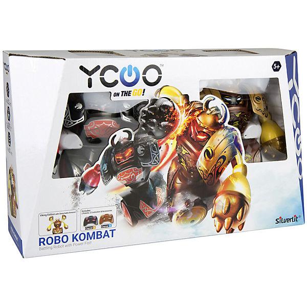 ROBO KOMBAT Viking Battle-Pack Kampfroboter, Ycoo 2TAmP4