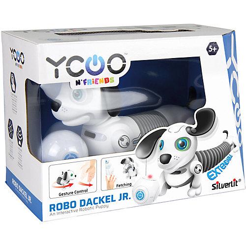 Интерактивная собака-робот Silverlit Yсoo Дэкел Джуниор