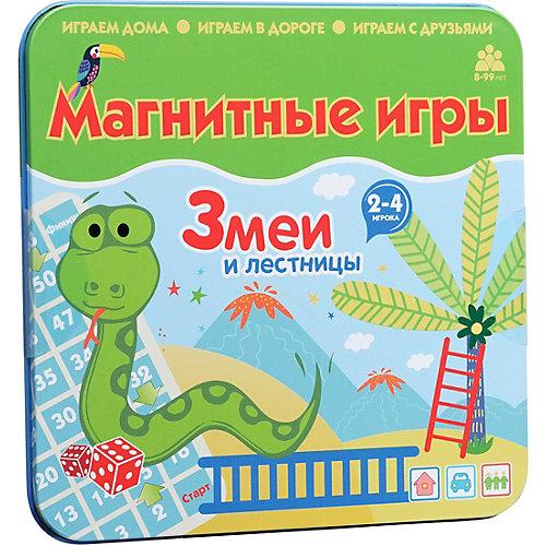 """Магнитная игра Бумбарам """"Змеи и лестницы"""" от Бумбарам"""