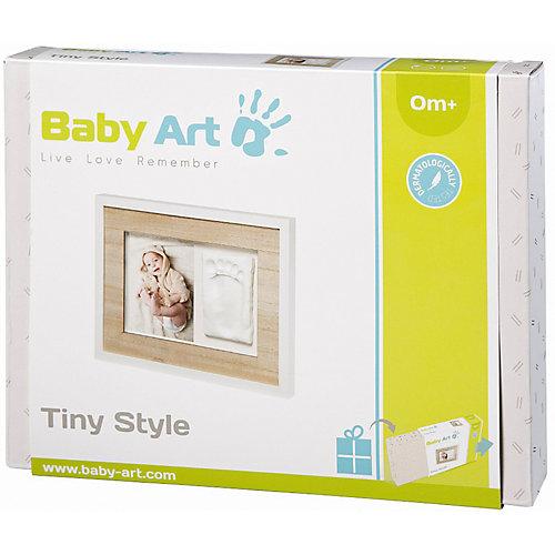 Рамочка Baby Art Baby Style, одинарная подвесная - holzfarben от Baby Art