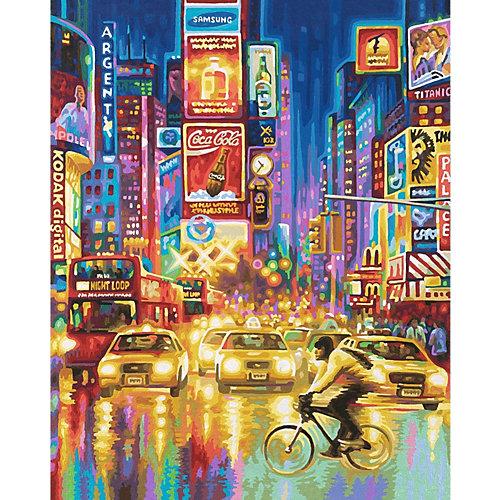 """Картина по номерам Schipper """"Нью-Йорк - ночной Таймс-Сквер"""" от Schipper"""