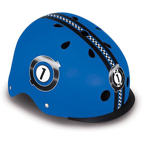 Шлем Globber Elite Lights - синий от Globber