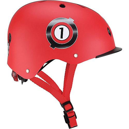 Шлем Globber Elite Lights - красный от Globber