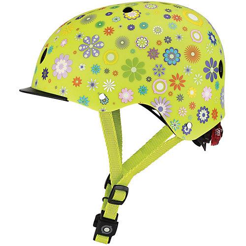 Шлем Globber Elite Lights - зеленый от Globber