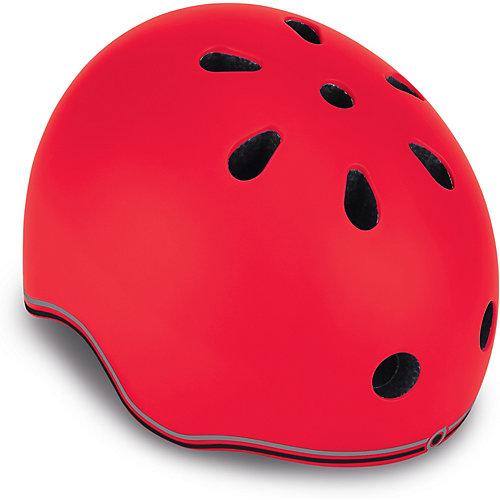 Шлем Globber Evo Lights - красный от Globber