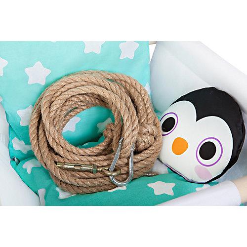 "Качели с подушками Hotenok ""Пингвин на снегу"" от Hotenok"