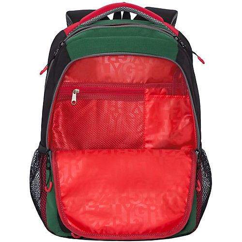 Рюкзак Grizzly RU-922-3 №1 - черный/розовый от Grizzly