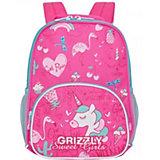 Рюкзак детский Grizzly RK-076-3 №1