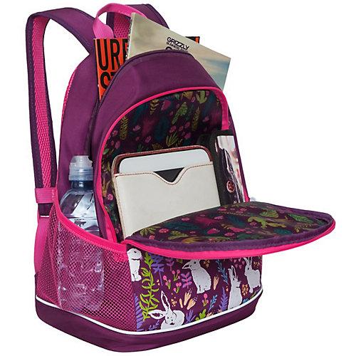 Рюкзак Grizzly RG-063-1 №2 - фиолетовый от Grizzly