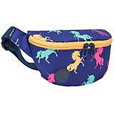 "Поясная сумка Grizzly PS-022-26 №1 ""Кони"", малая"
