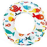 Круг для плавания Intex Рыбки, 51 см