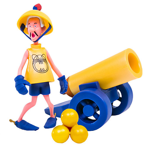 "Фигурка Prosto Toys ""Бременские музыканты"" Стражник от Prosto Toys"