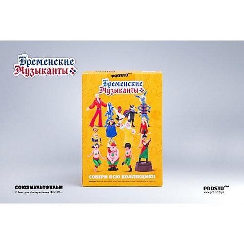 "Фигурка Prosto Toys ""Бременские музыканты"" Трус от Prosto Toys"