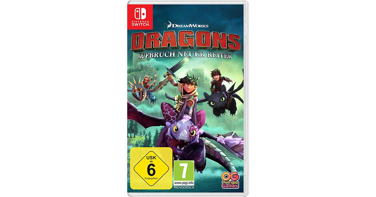 Nintendo Switch - Dragons: Aufbruch neuer Reiter