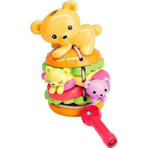 """Фигурка-браслет Twisty Petz Сладости """"Чизбургер"""" - разноцветный от Twisty Petz"""