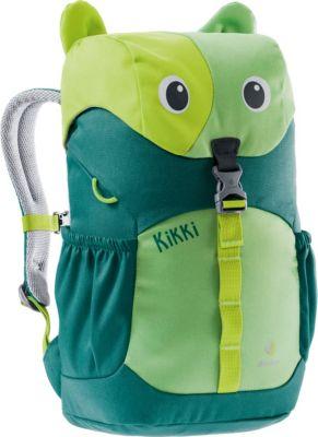 Kinderrucksack Kikki, grün, Deuter