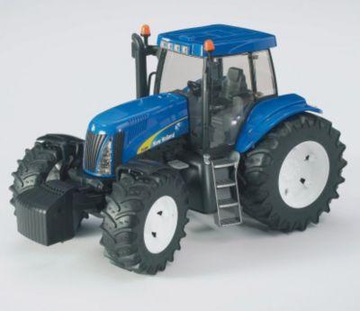BRUDER 03020 New Holland TG285