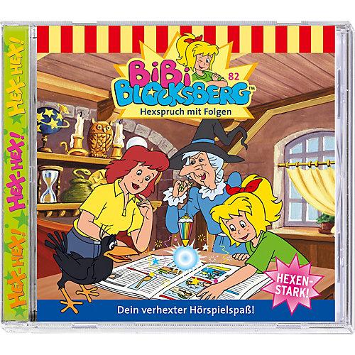 Kiddinx CD Bibi Blocksberg 82 (Hexspruch mit Folgen) Sale Angebote Döbern