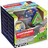 Магнитный конструктор Magformers Kart Set