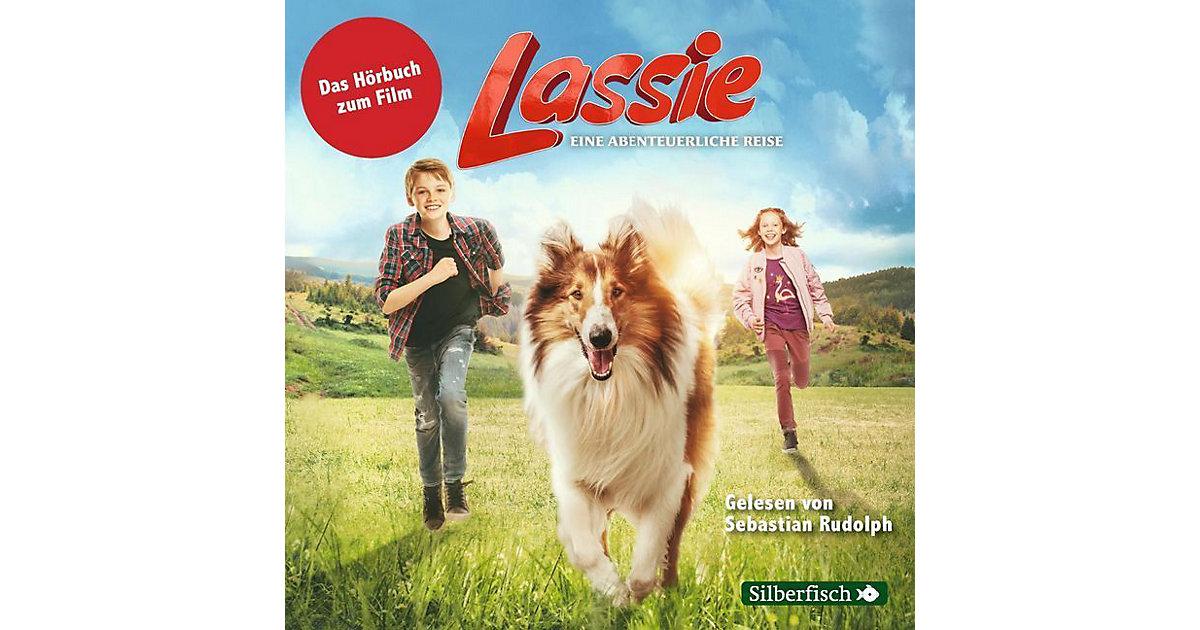 Lassie - Eine abenteuerliche Reise, 2 Audio-CD Hörbuch