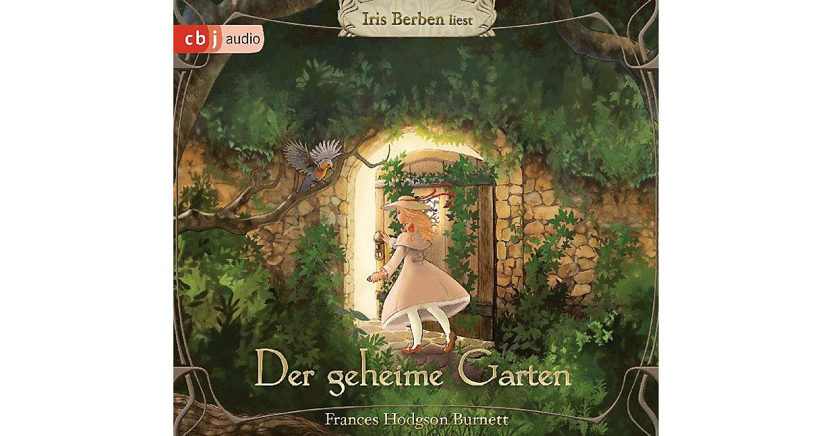 Der Geheime Garten, 4 Audio-CD Hörbuch