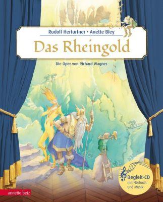 Buch - Das Rheingold, mit Audio-CD