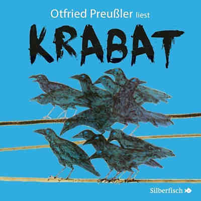Krabat - Die Autorenlesung, 3 Audio-CD