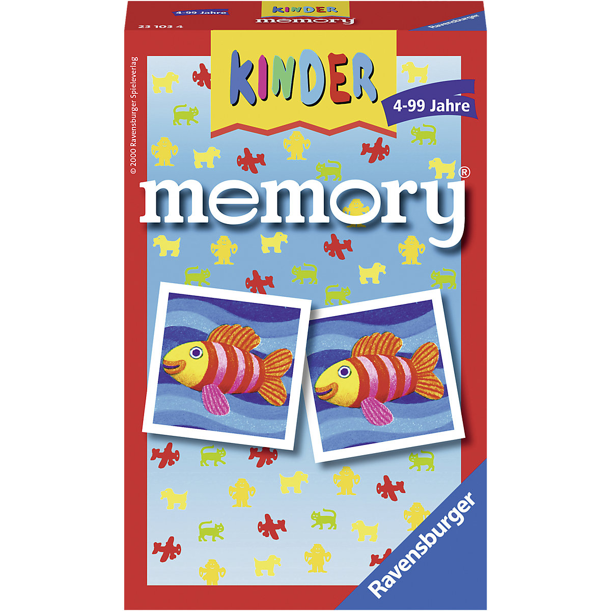 Spielanleitung Memory