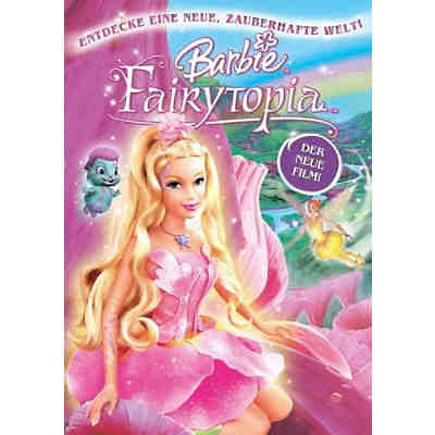 DVD Barbie: Fairytopia