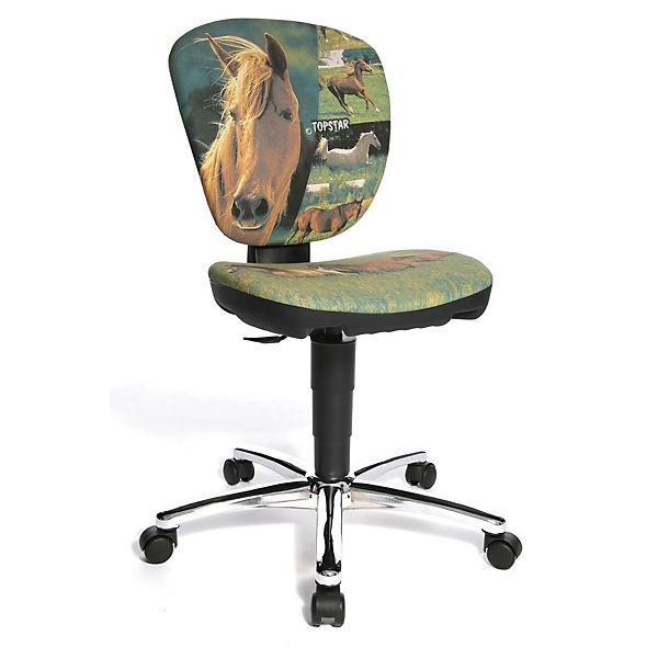 Drehstuhl kiddi star horse topstar mytoys - Topstar chaise de bureau ...