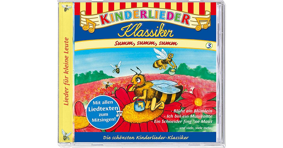 CD Kinderlieder Klassiker 03: Summ, summ, summ