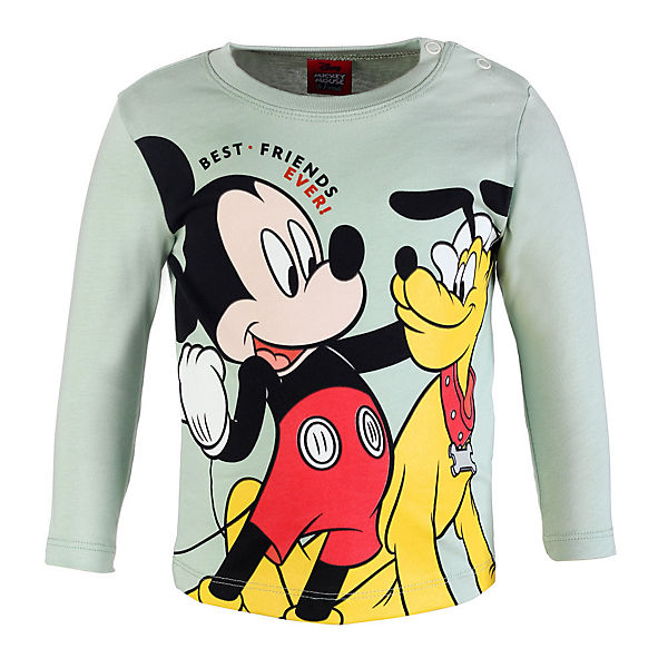 Shirt Mickey Mouse Langarmshirts