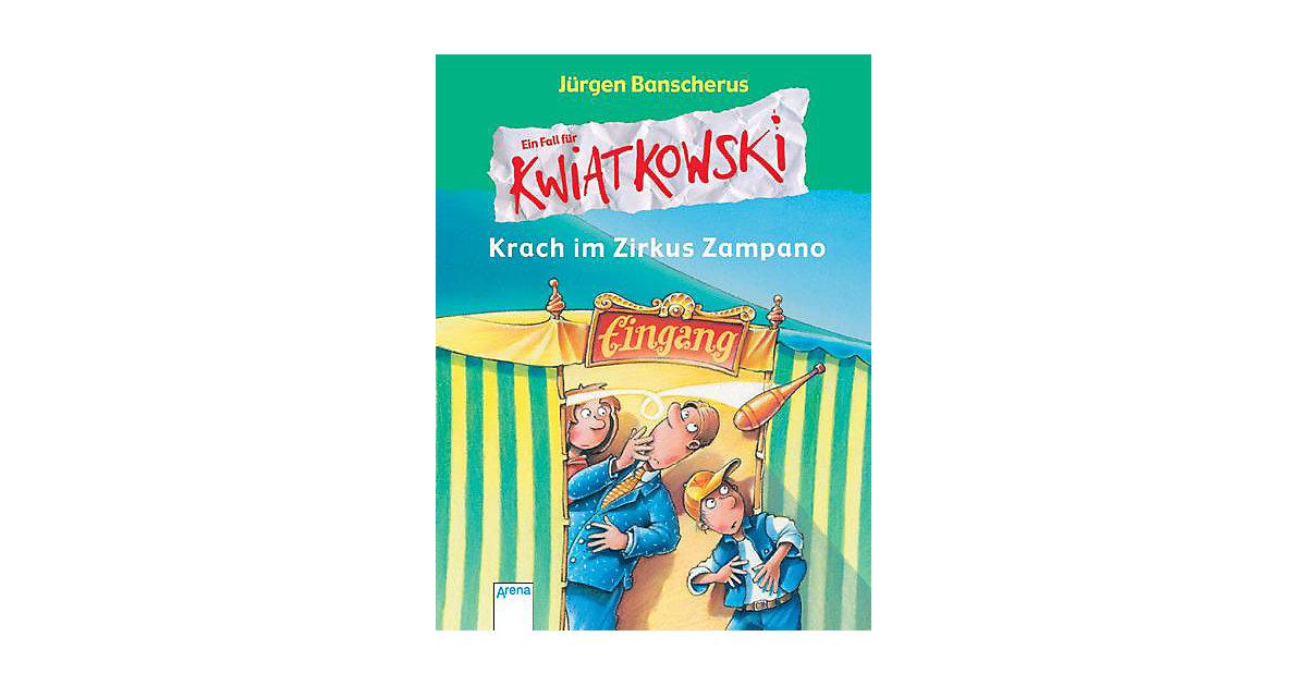 Ein Fall Kwiatkowski: Krach im Zirkus Zampano K...
