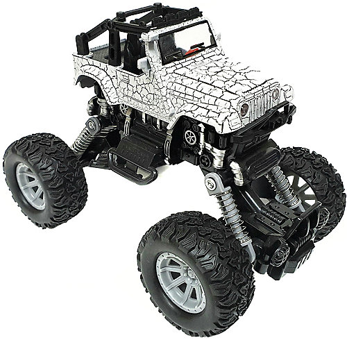 Машинка KLX Джип Монстр, 1:28 от KLX