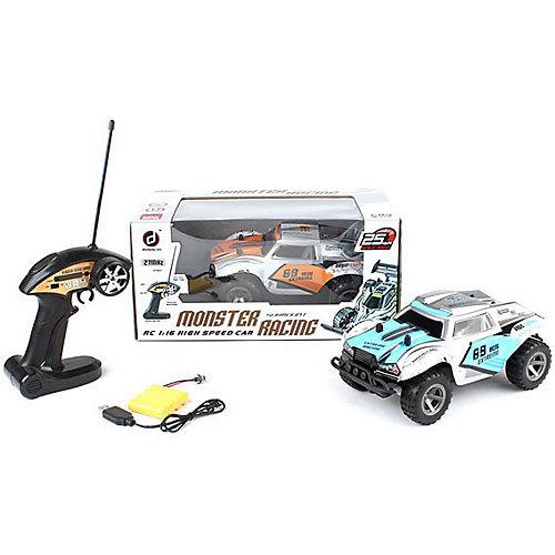 Радиоуправляемая машинка  Dihonglong Toys Monster Racing, 1:16 от DiHongLong Toys