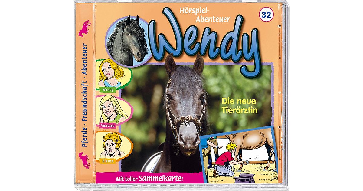 CD Wendy 32 (Die neue Tierärztin)