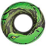 Круг для плавания Bestway River Gator, 119 см