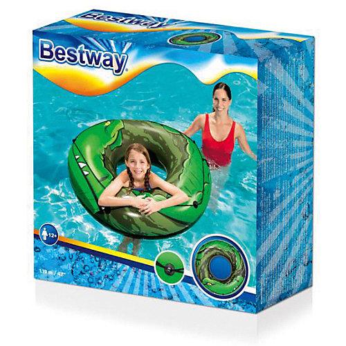 Круг для плавания Bestway River Gator, 119 см от Bestway