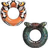 Круг для плавания Bestway Хищники, 91 см