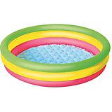 Надувной бассейн Bestway Summer Set, 102х25 см