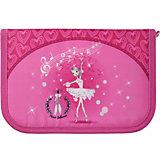 Пенал с наполнением MagTaller, Ballerina Pink, 27 предметов