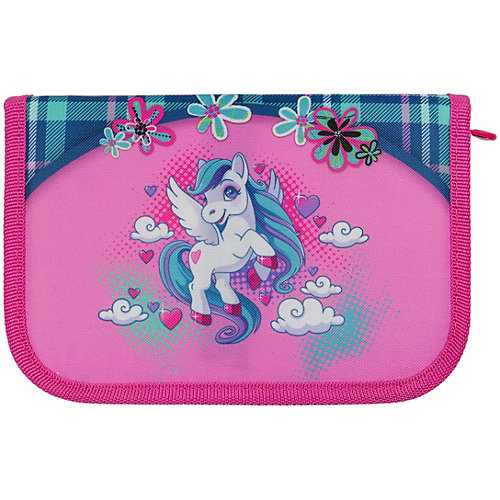 Ранец школьный MagTaller EVO Light, Unicorn,  c наполнением - pink/blau от MagTaller