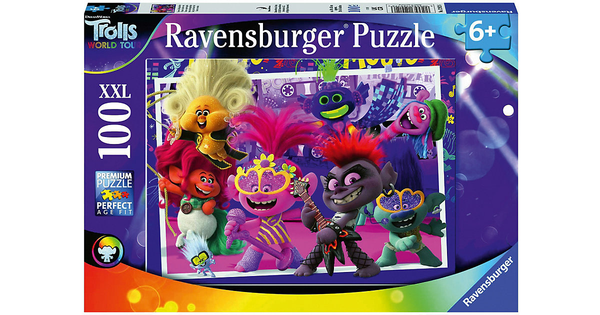 XXL-Puzzle Unsere Lieblingslieder, 100 Teile