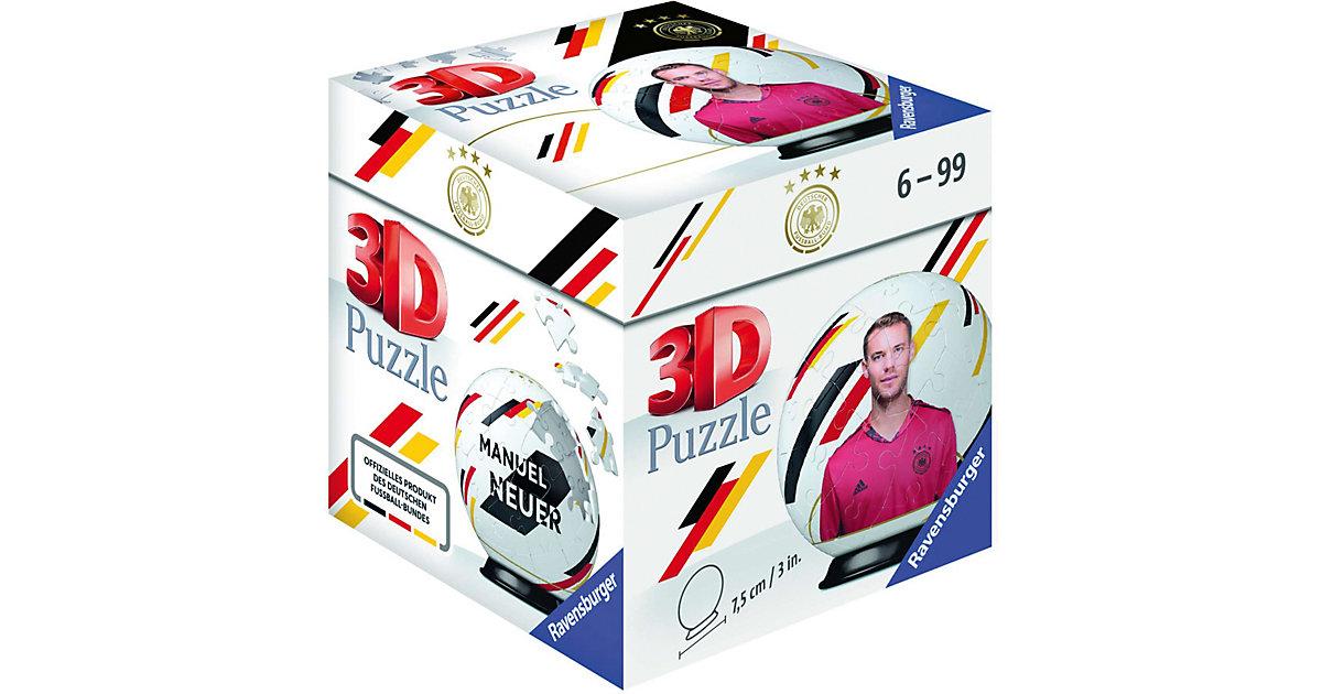 Puzzle-Ball DFB Spieler Manuel Neuer EM20, 54 Teile