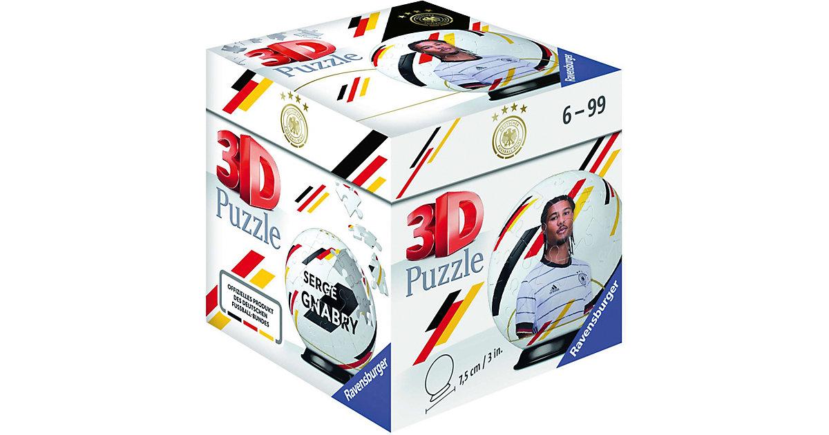 Puzzle-Ball DFB Spieler Serge Gnabry EM20, 54 Teile