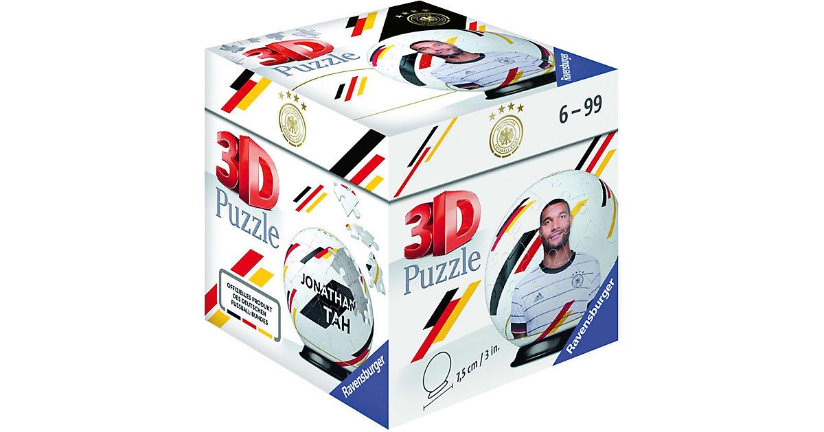 Puzzle-Ball DFB Spieler Jonathan Tah EM20, 54 Teile