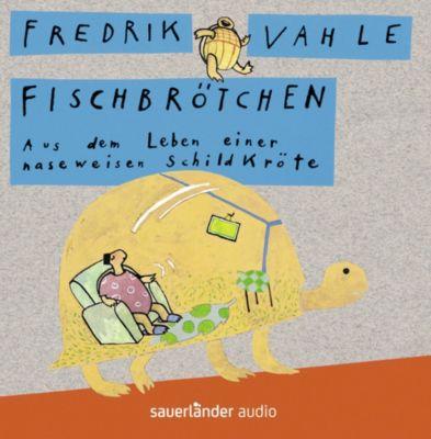 Fischbrötchen, 1 Audio-CD Hörbuch