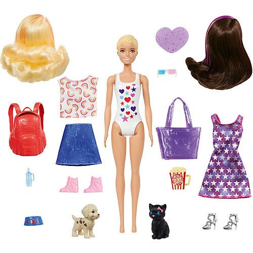 Игровой набор Barbie День на пляже «Время вечеринки Ultimate Reveal» от Mattel