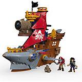 """Игровой набор Imaginext Пиратский корабль """"Акула"""""""